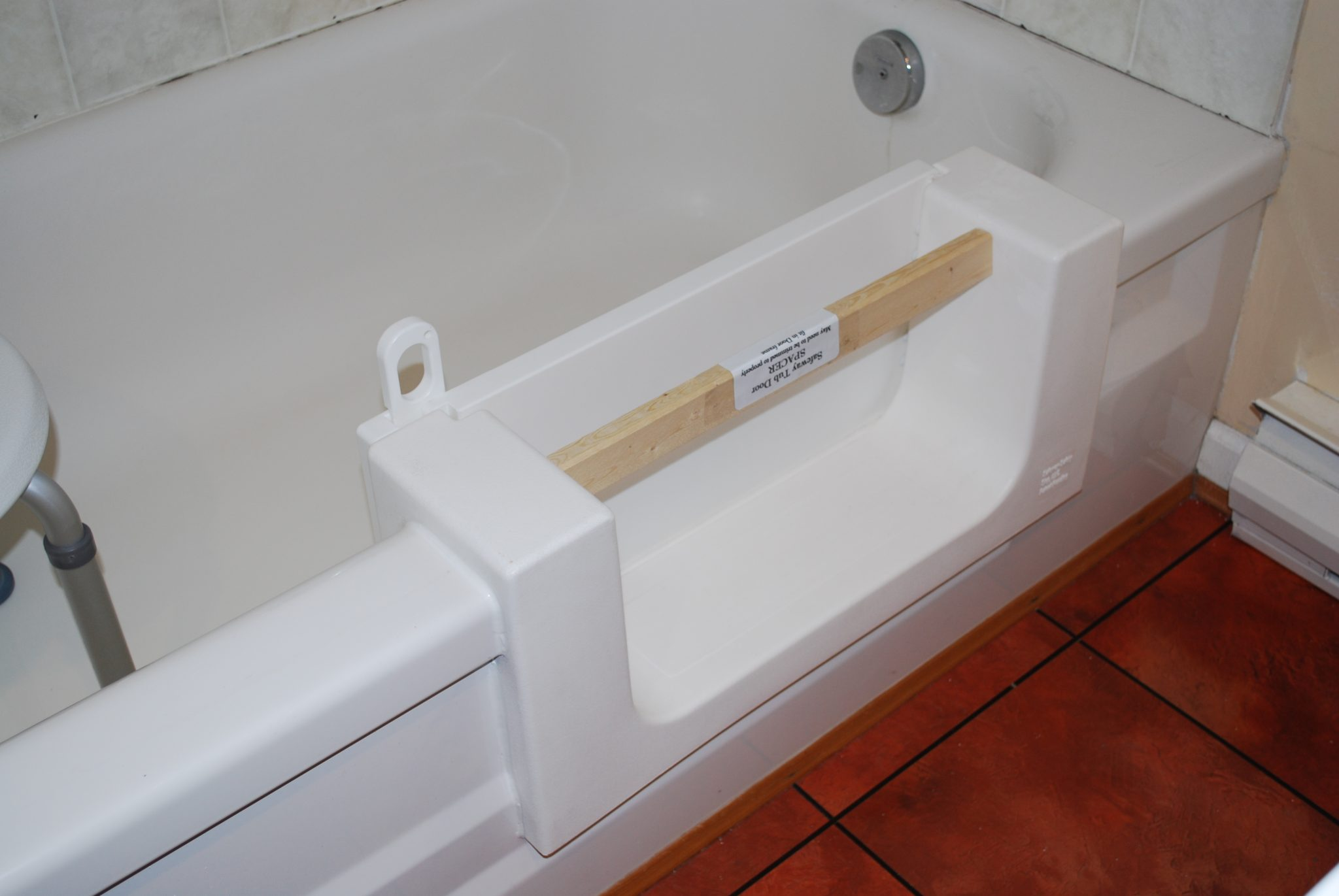Tub Inserts Accessable